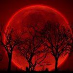 Mặt trăng máu là gì? Trăng máu xuất hiện khi nào và có ý nghĩa gì ?