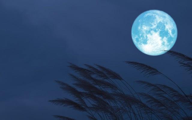 Hiện tượng trăng xanh