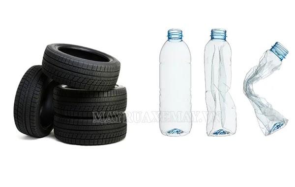 nhựa plastic và cao su