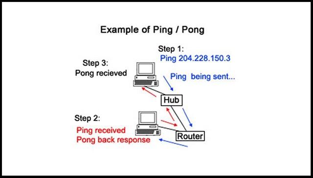 Cách thức hoạt động của Ping