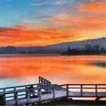 1 vòng Hồ Xuân Hương bao nhiêu km?