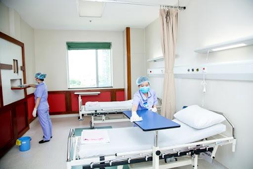 Vệ sinh bệnh viện cần đảm bảo những nguyên tắc nào?