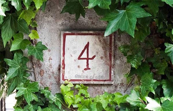 Ý nghĩa của số 4